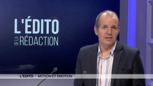 Edito: motion et émotion