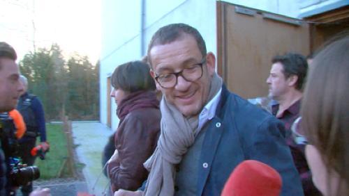 Dany Boon présente son film en Wallonie picarde: découvrez sa réaction