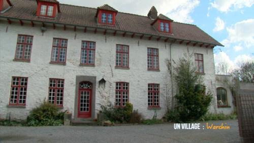 Le château Delwart et sa collection d'arbres