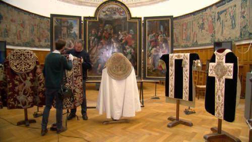 Des trésors au trésor de la cathédrale !
