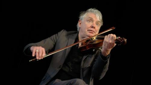 Quelques jours avant son décès brutal, Didier Lockwood animait une master class à Tournai
