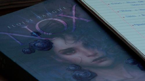 """""""Nox"""", un premier roman pour Eloïse Tanghe"""