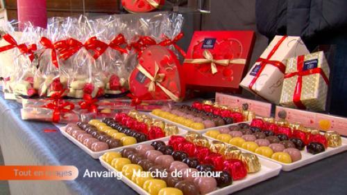Marché de l'amour -10/02/18