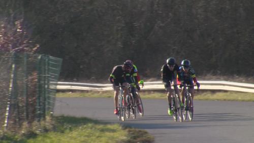 Le vélo a repris du côté de Pommeroeul