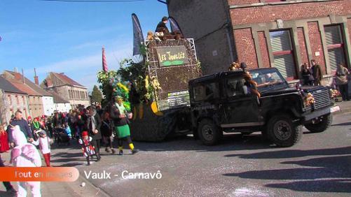 Vaulx - Carnavô