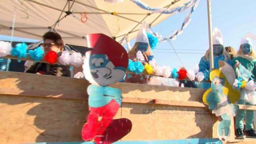 Orroir - Carnaval des enfants