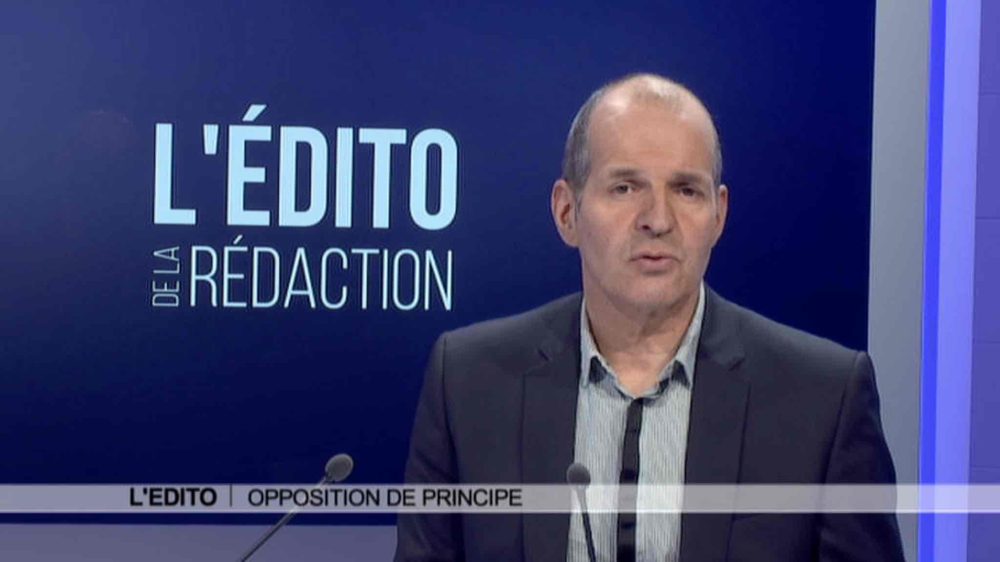 Edito: je suis contre
