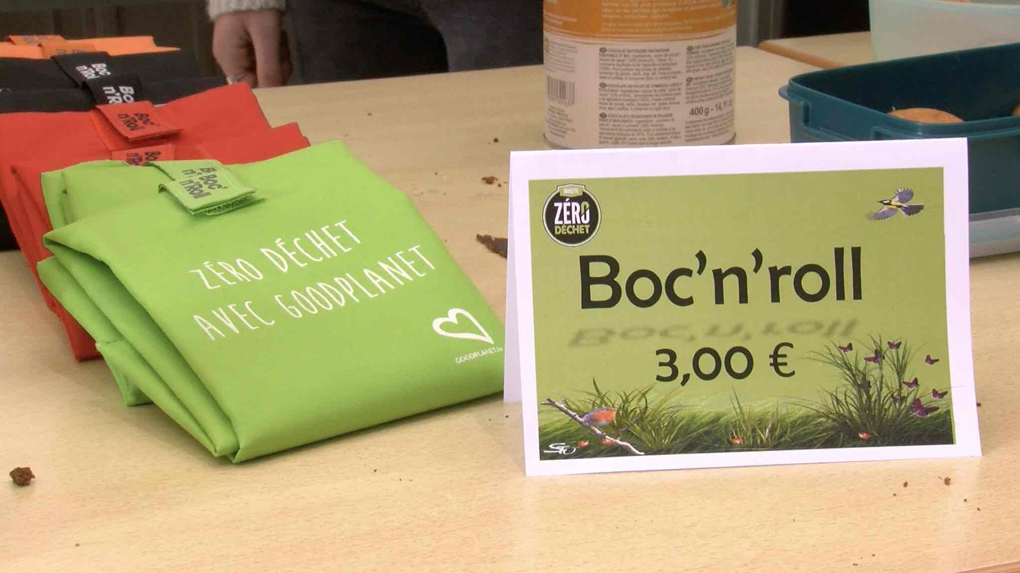 Durable et sans déchets à la Ste Union de Tournai