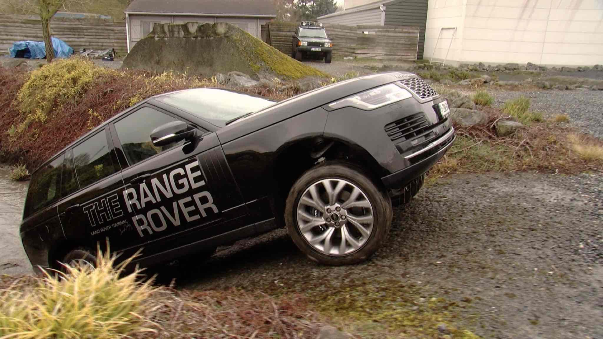 Concessionnaire Land Rover et Jaguar Tournai