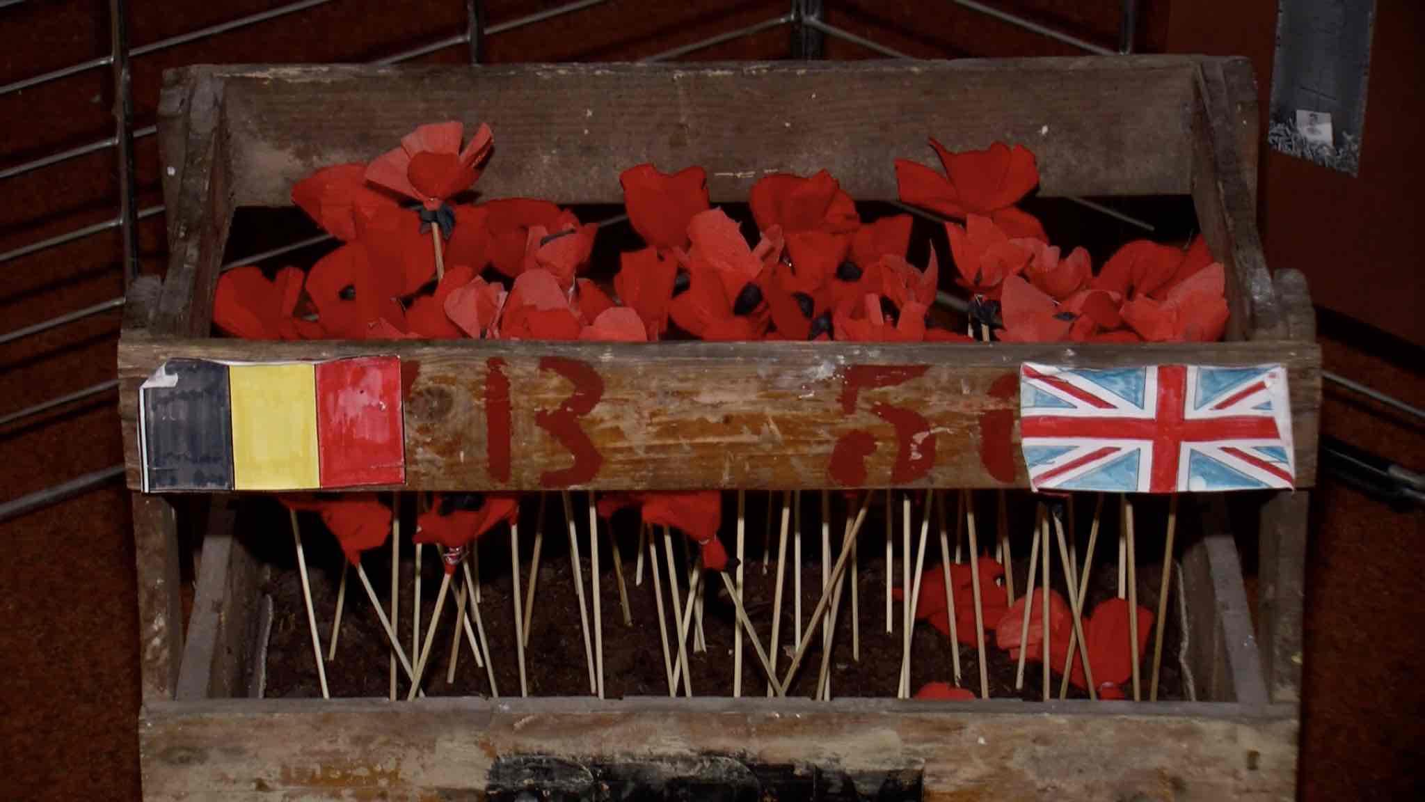 Une exposition rétro des actes d'adoption de tombes de soldats