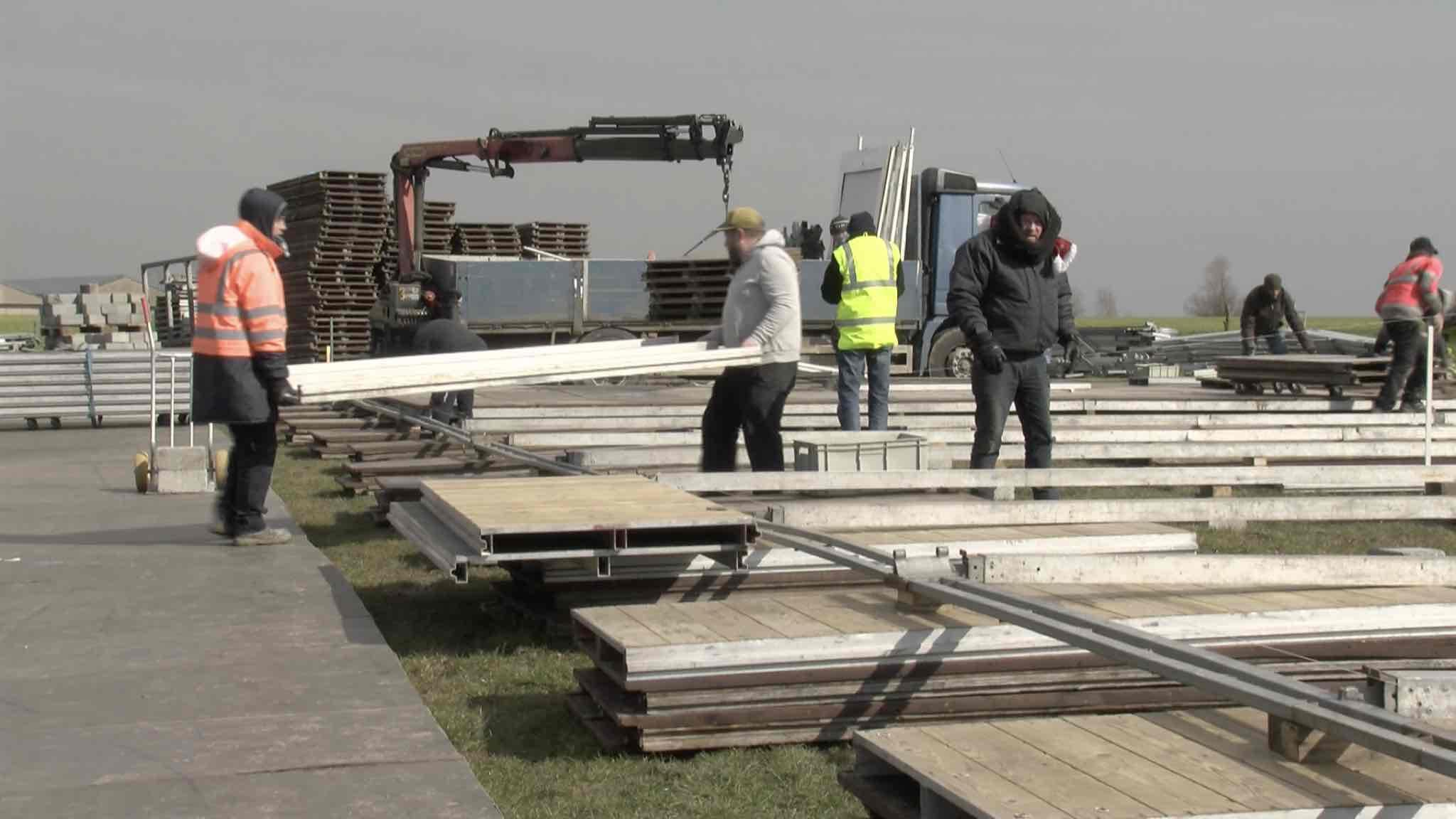 Ploegsteert se prépare à accueillir Gand-Wevelgem