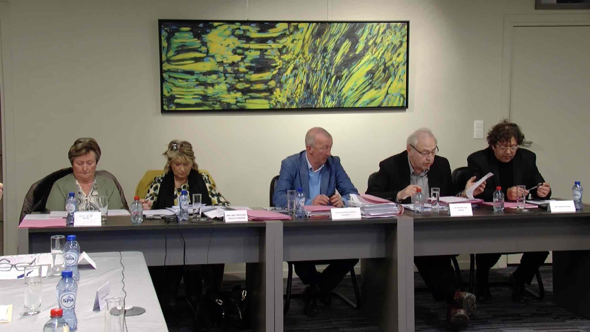 Conseil communal de Mont-de-l'Enclus