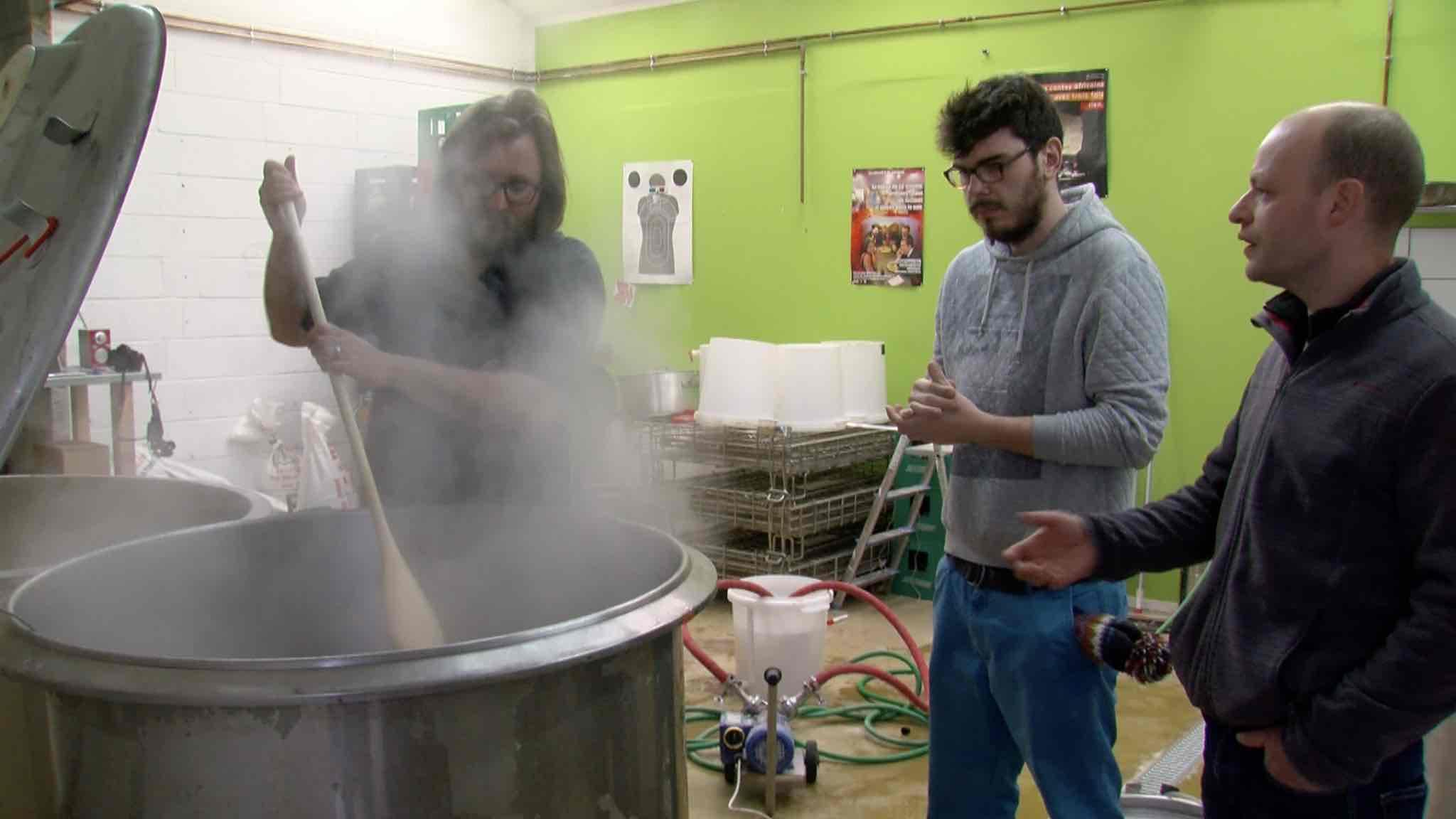 Un nouveau lieu associatif et culturel à Leuze: La Bonneterie