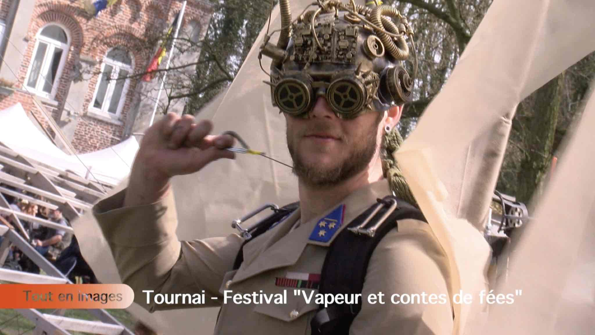 """Festival """"Vapeur et contes de fées"""""""