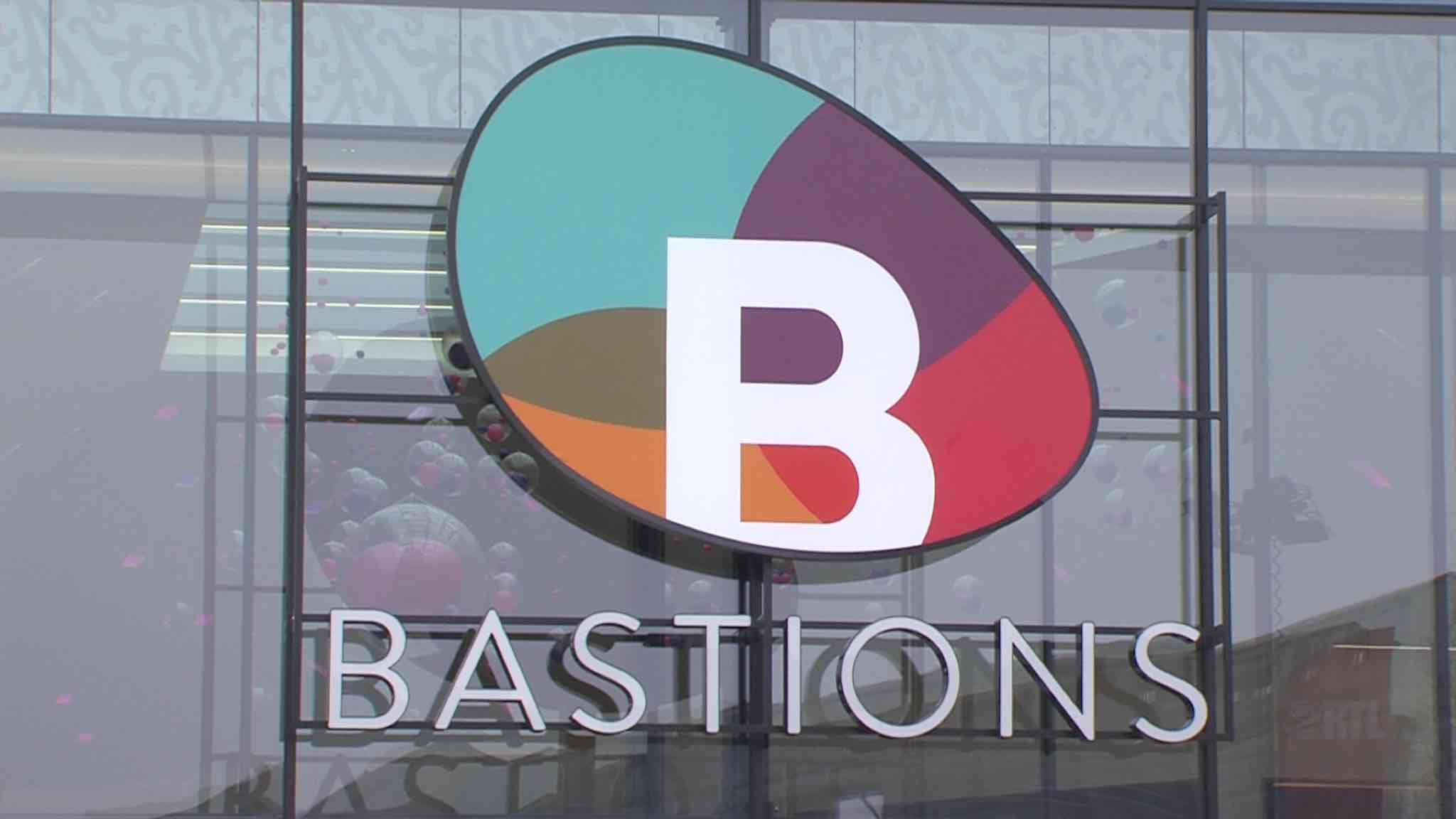 L'extension des Bastions à Tournai