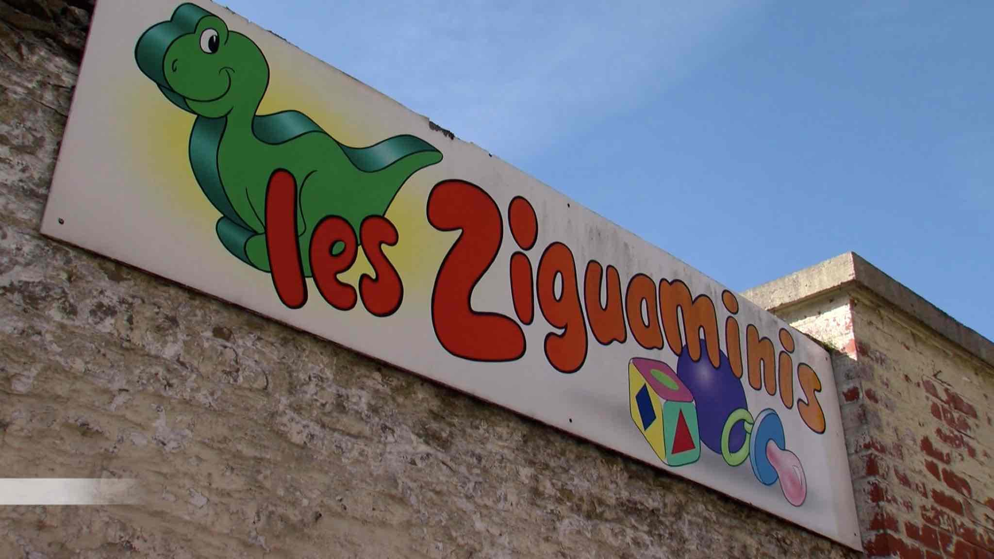 Vandalisme à la crèche les Z'iguaminis de Bernissart
