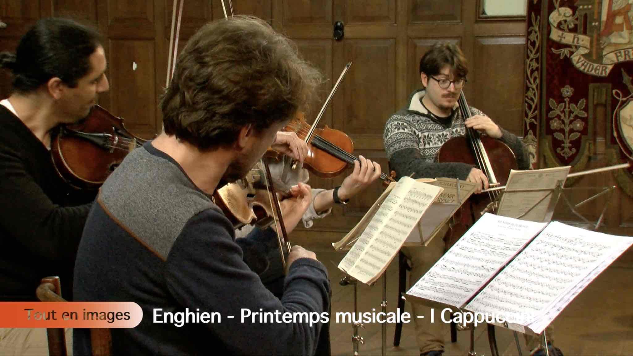 Printemps musical - Répétition I Cuccini