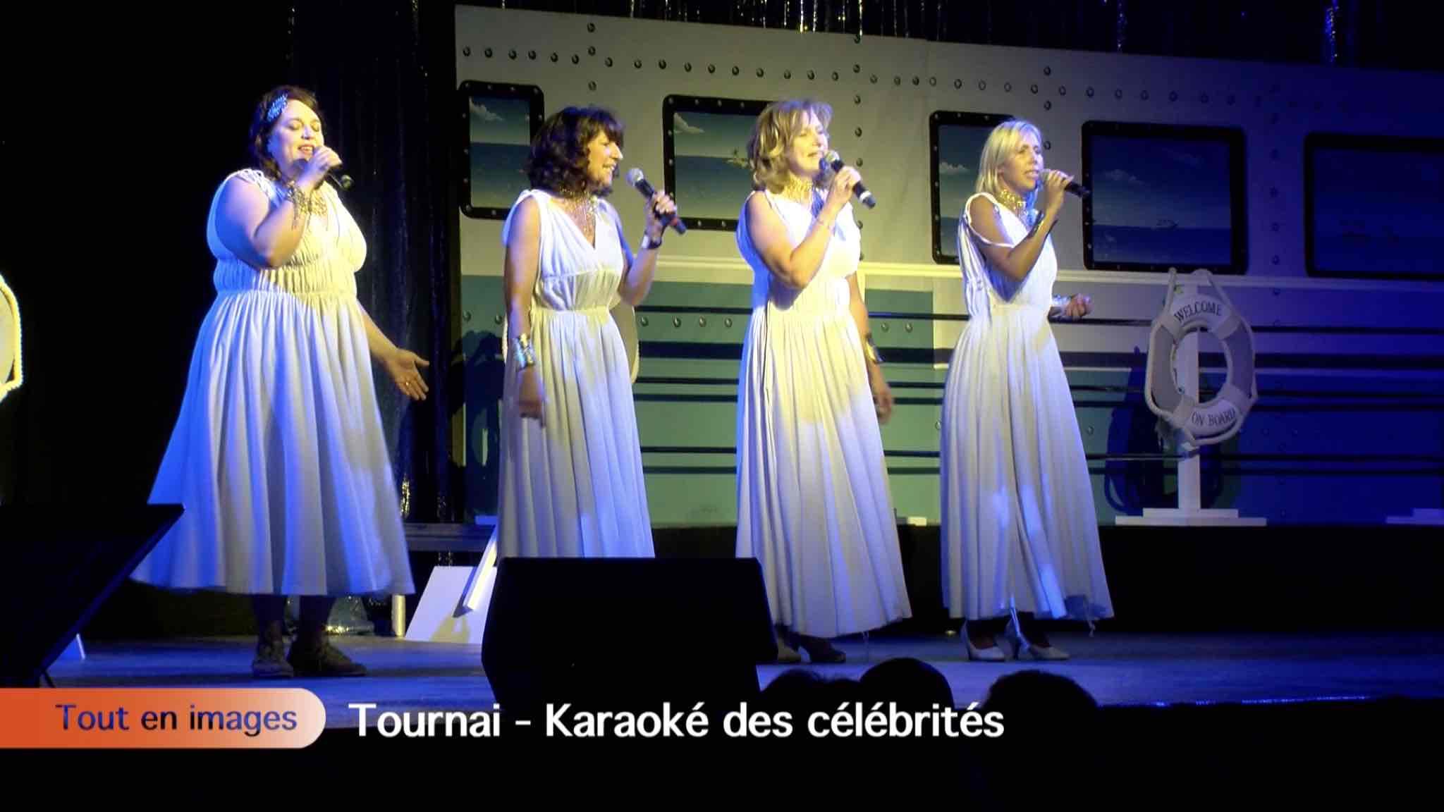 Halle aux draps - Karaoké des célébrités