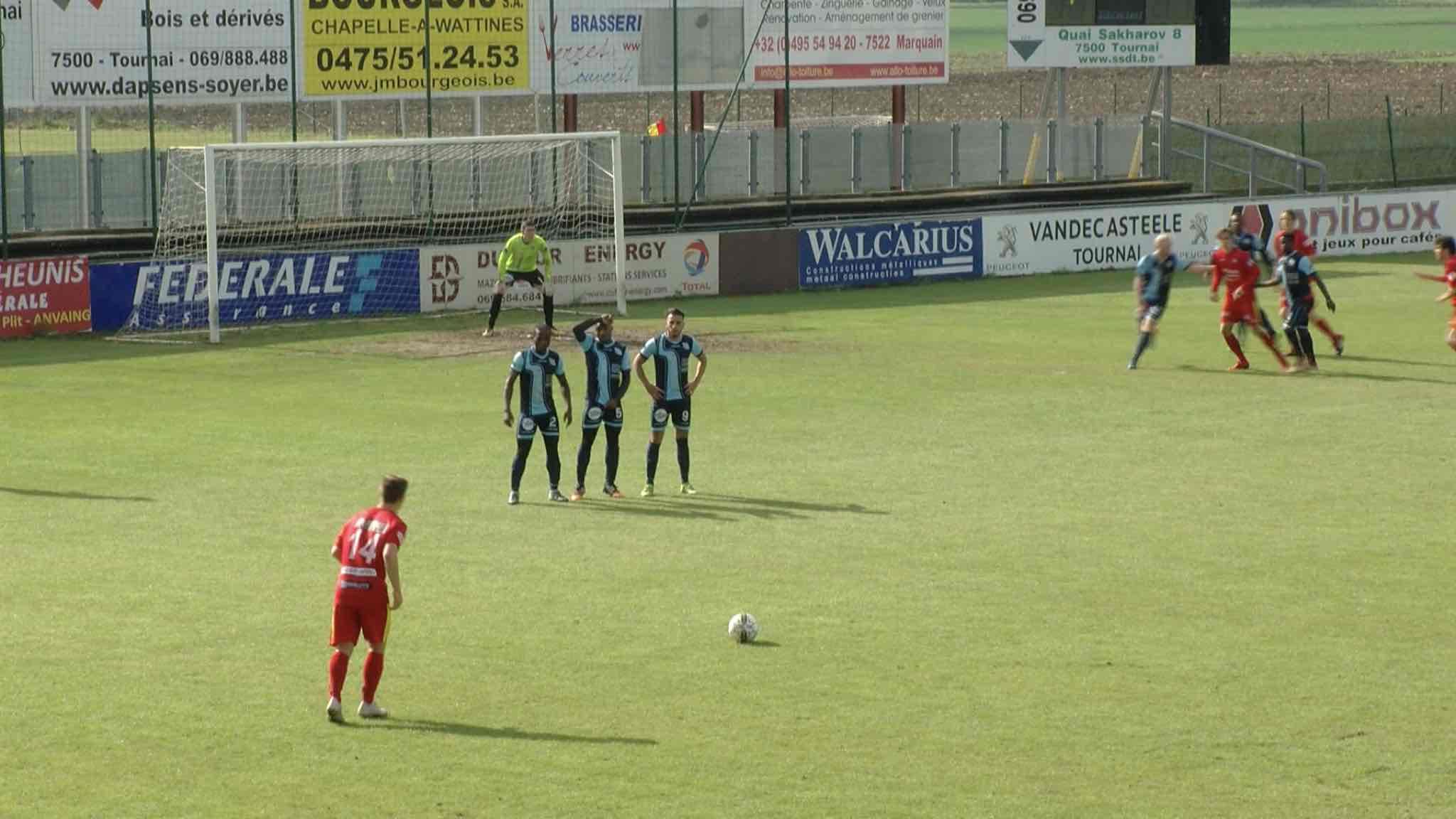 Tournoi U19 et U21 au RFC Tournai
