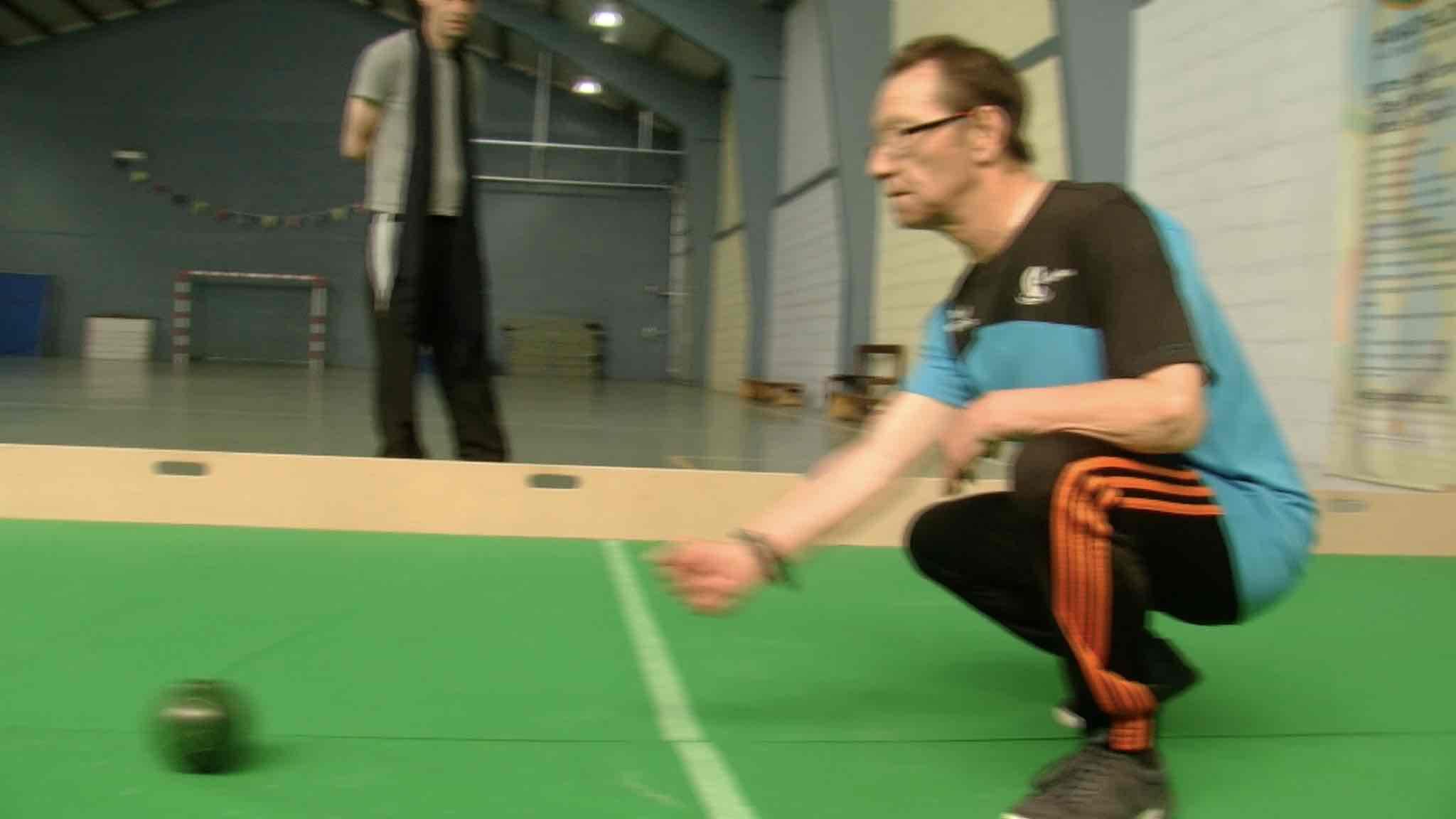 Michel, le doyen francophone des Special Olympics