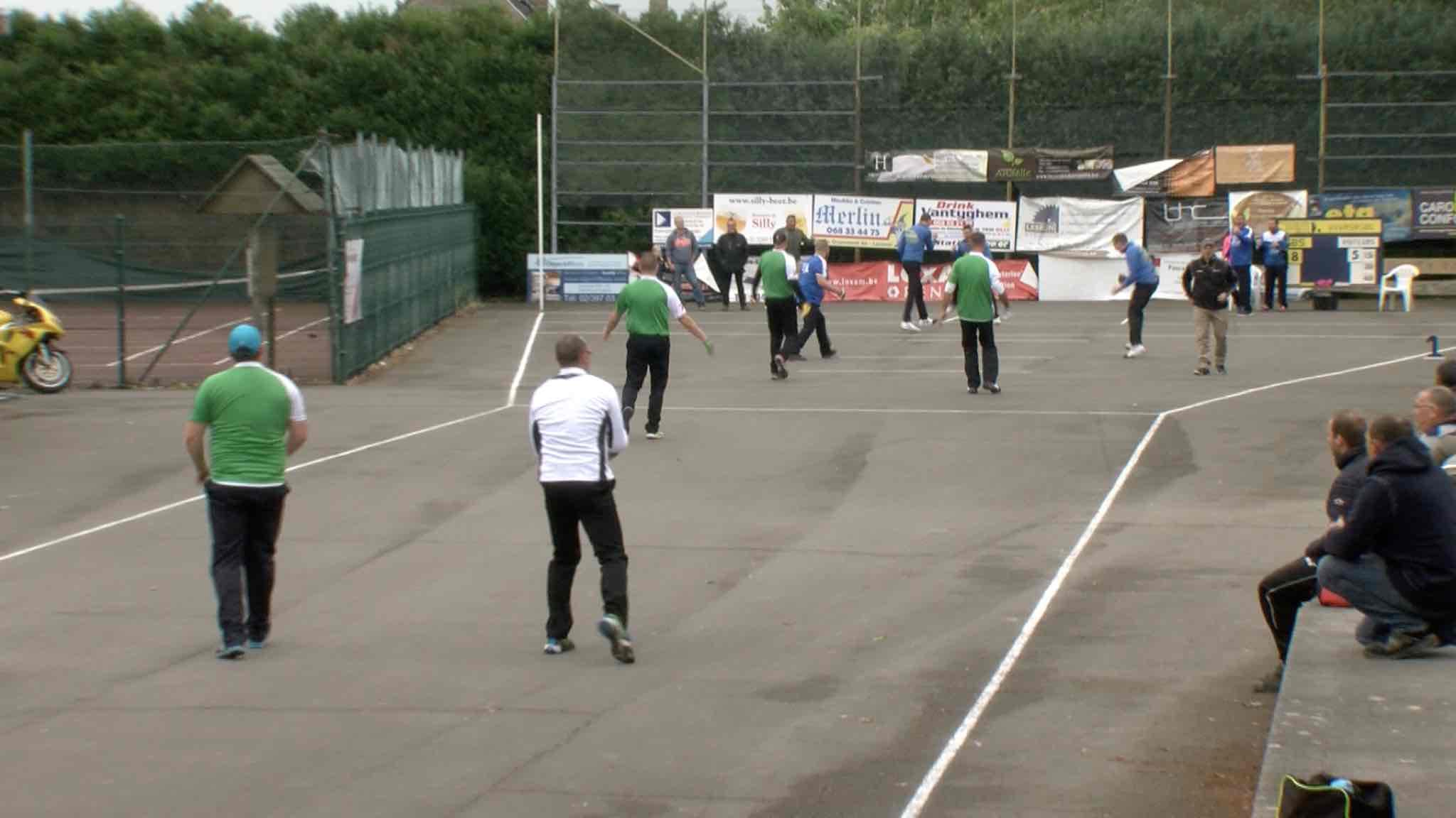 Balle Pelote, Ligue W/B: Bassilly gagne le derby sillyen face à Hoves, 13-7