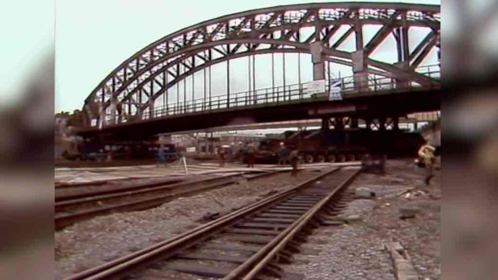 Vous souvenez-vous de la démolition du pont Morel?
