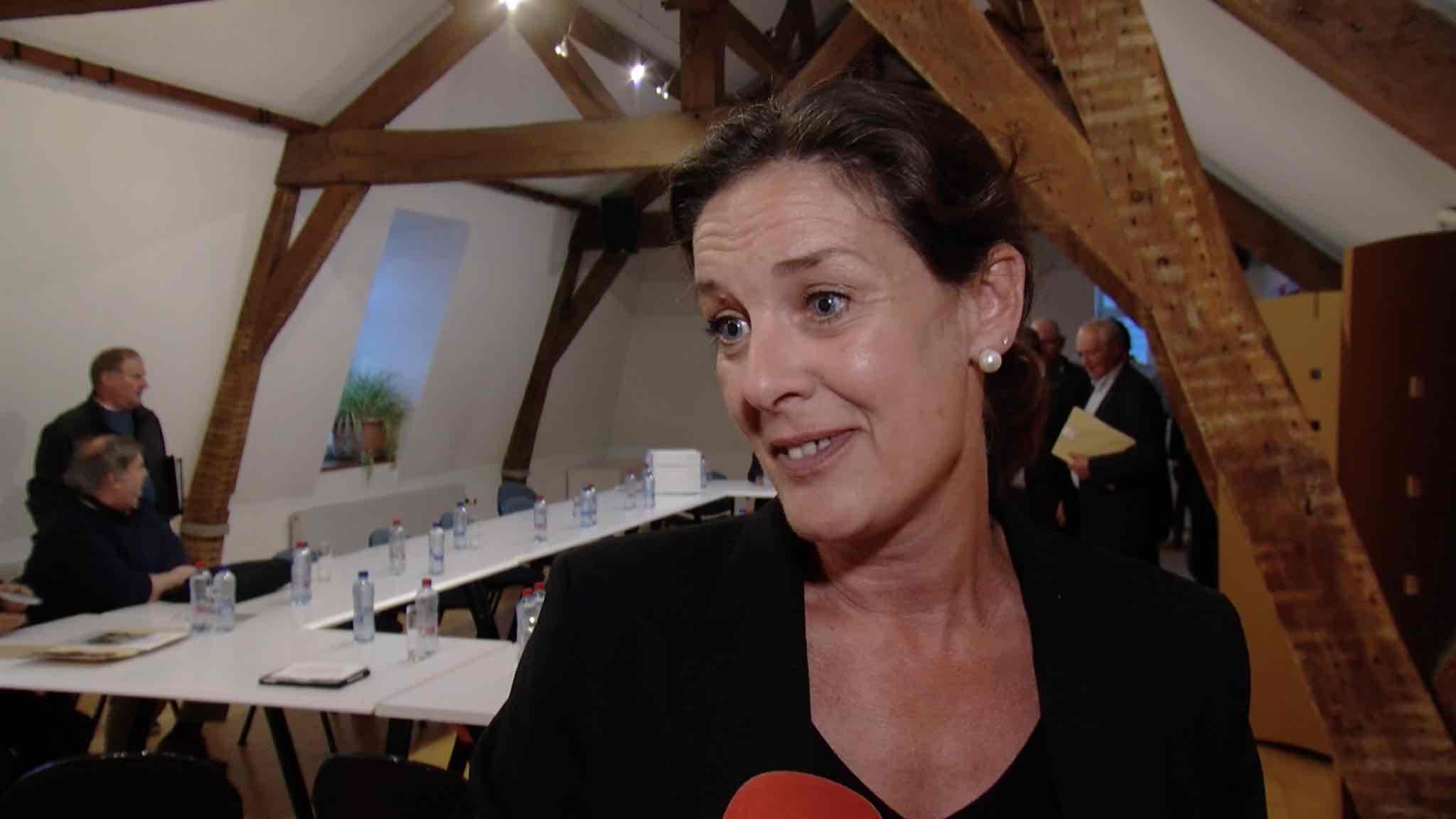 Cécile Cuvelier garde ses valeurs de gauche mais quitte le PS