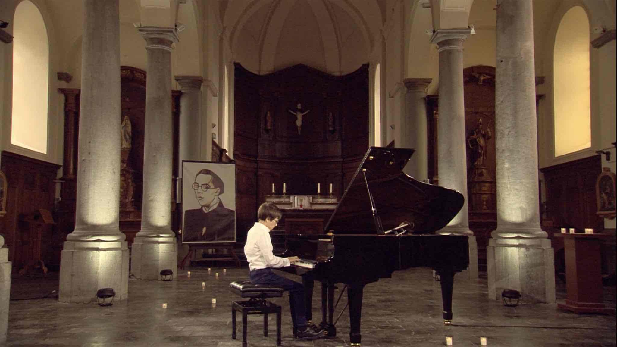 123 piano...avec les jeunes pianistes des académies de Wallonie picarde