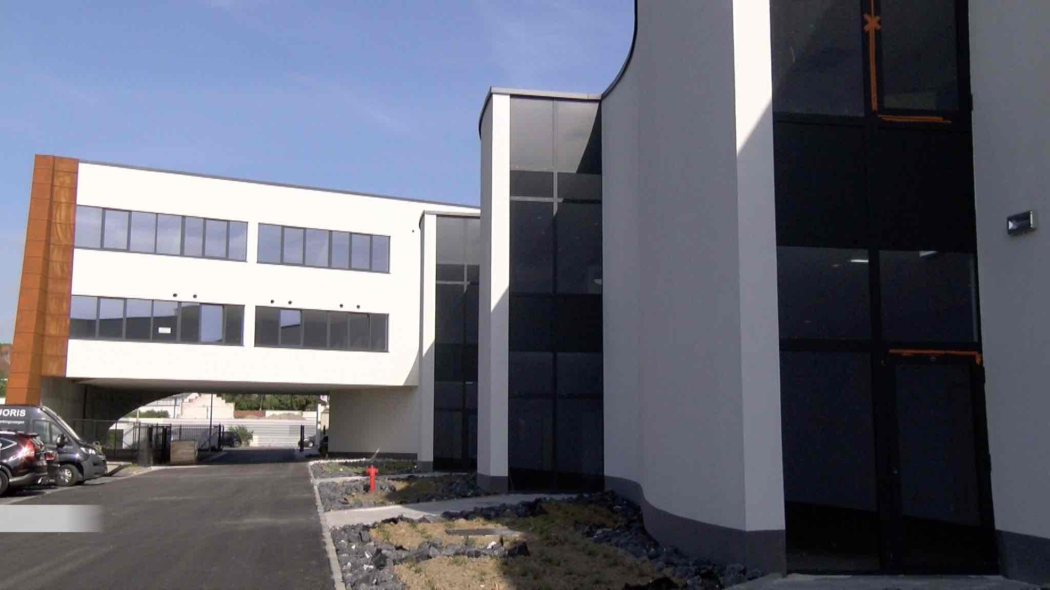 Le nouveau centre  de l'IFAPME se termine