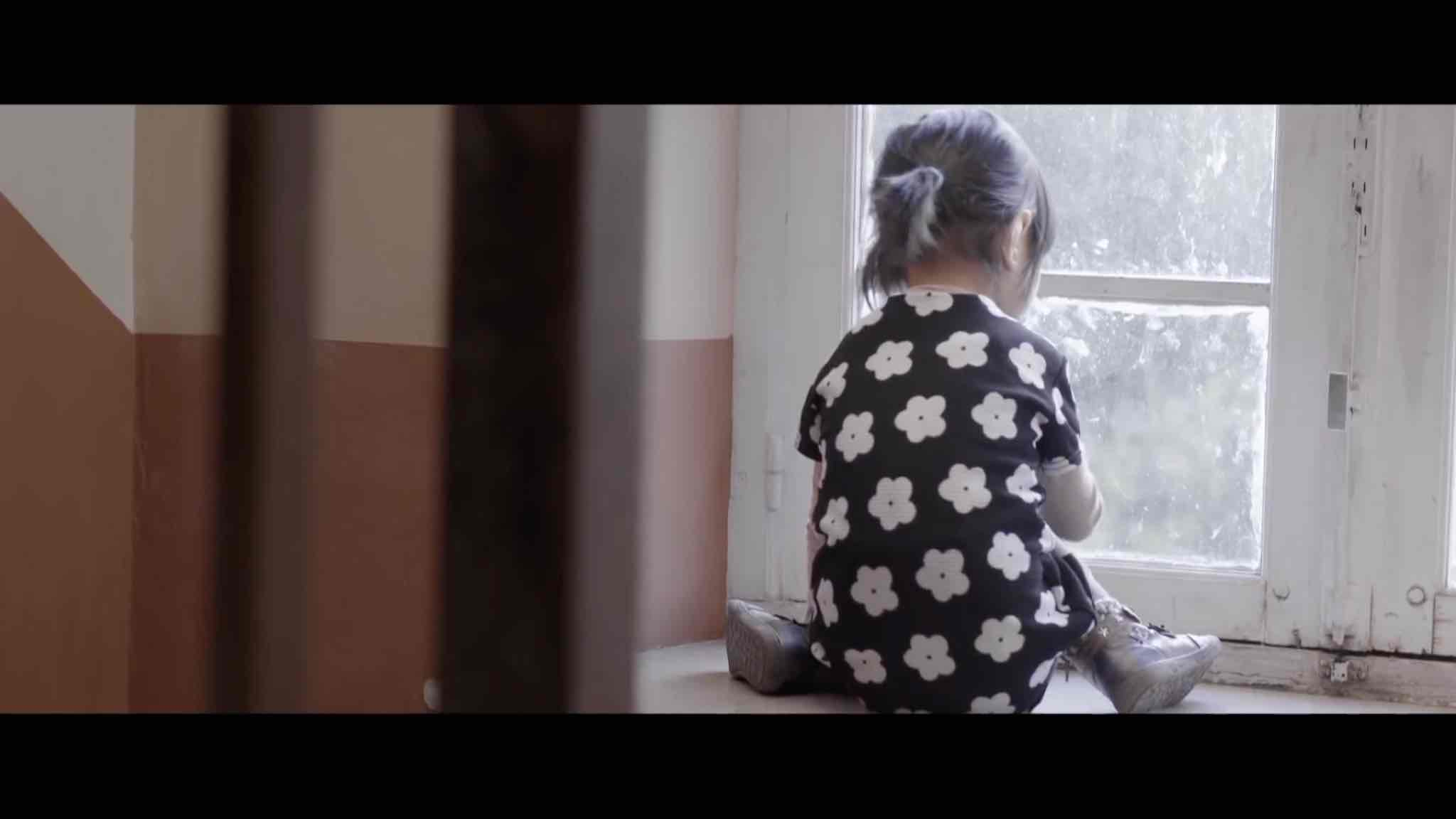 Un documentaire sur les enfants en exil