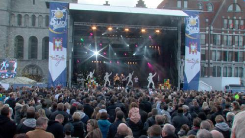 Tournai a vibré au rythme des années '90