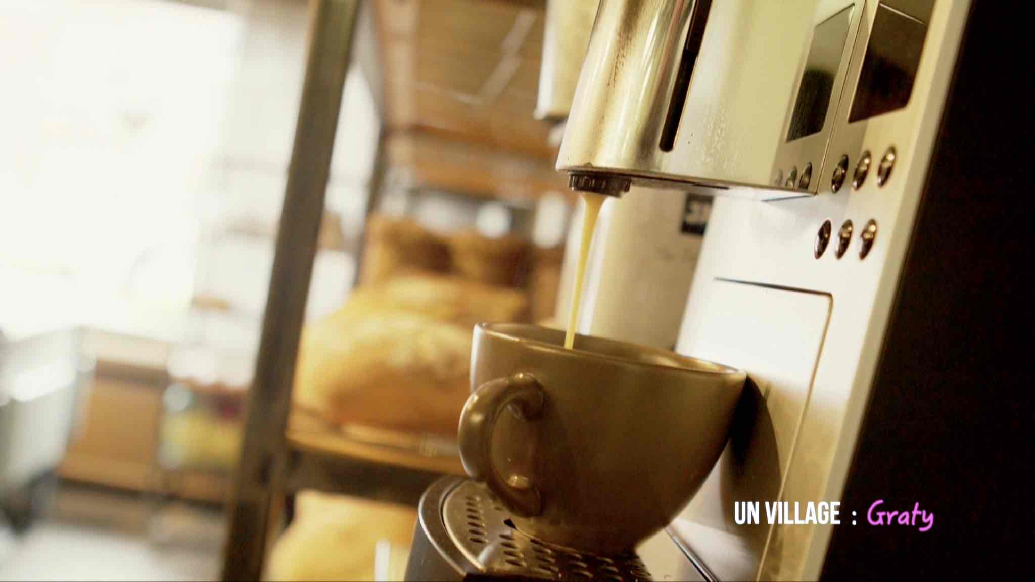 Du pain, du café et le bal du boulanger