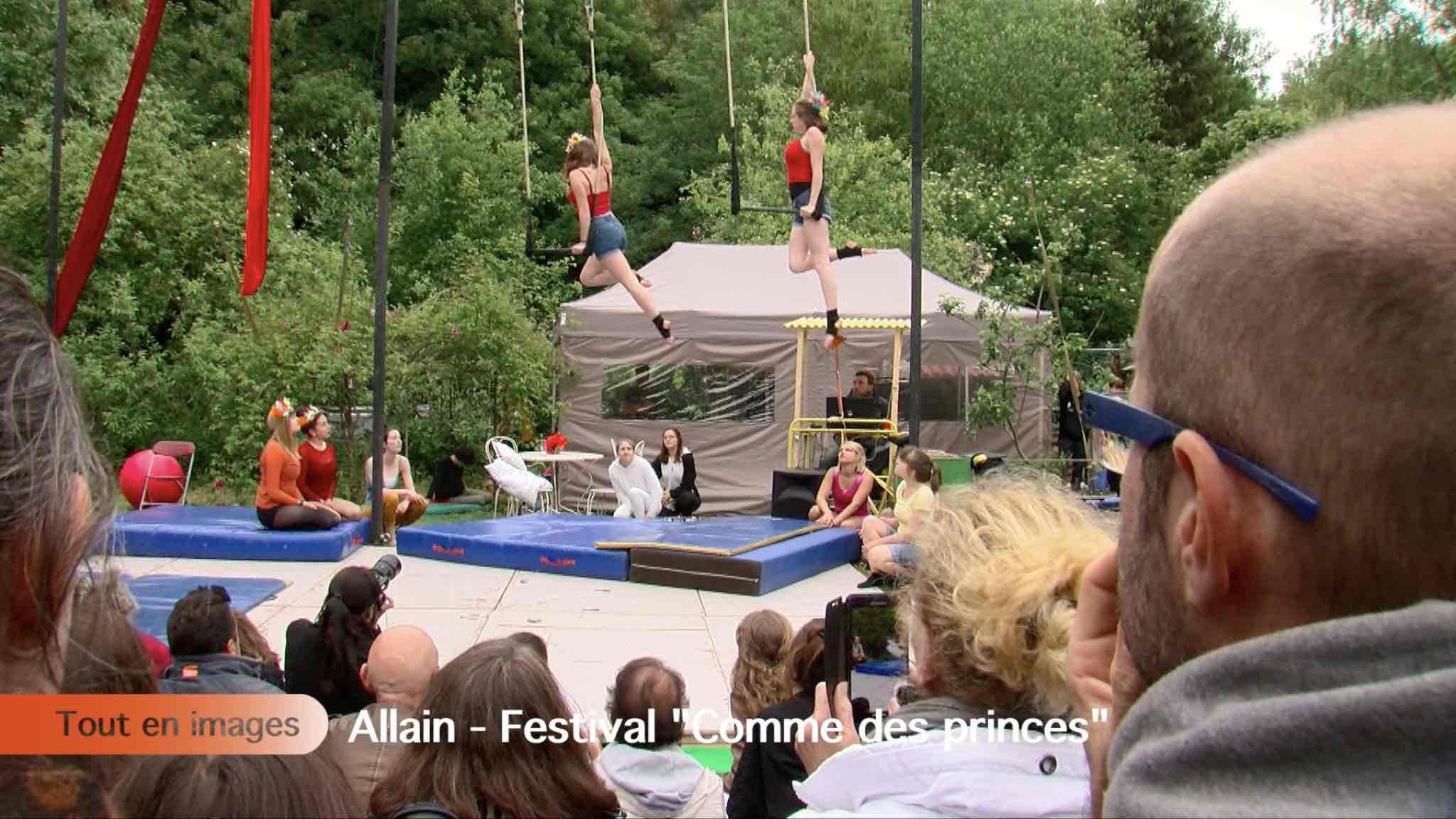 """Festival """"Comme des princes"""""""
