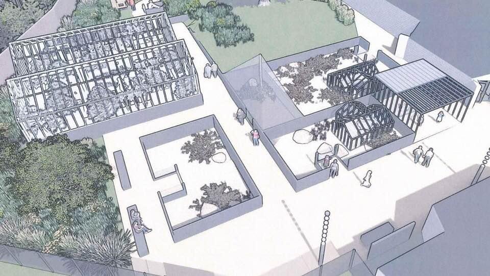 Un jardin extraordinaire sera aménagé au musée d'histoire naturelle