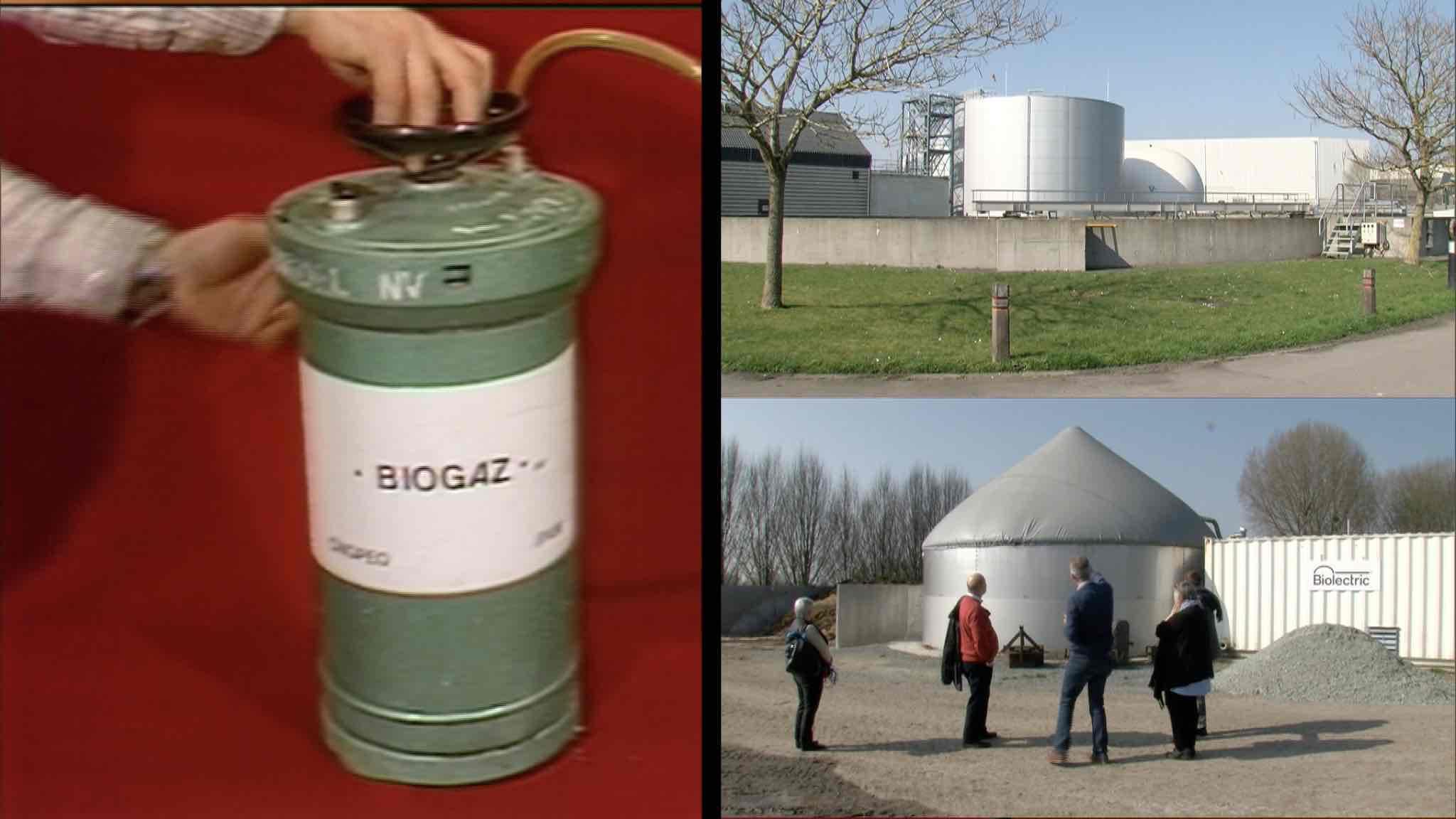 Les énergies douces, 35 ans après : La Biométhanisation