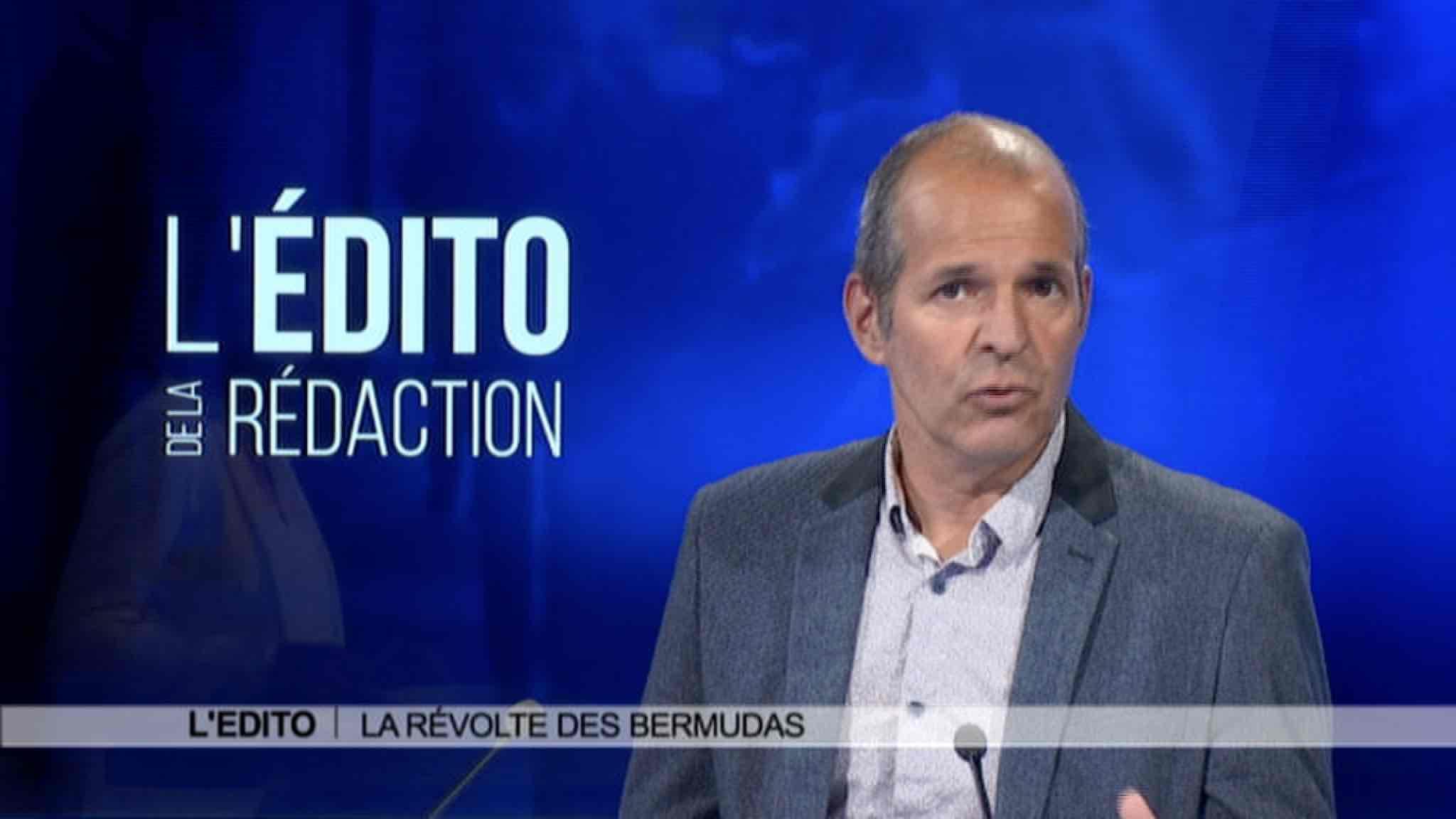 Edito: la révolte des bermudas