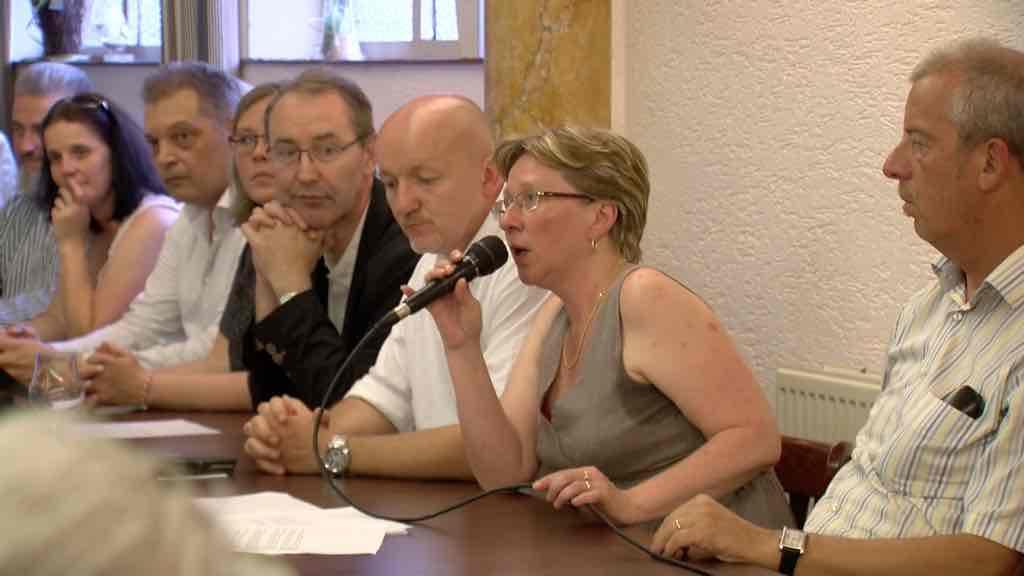 Isabelle Privé et André Masure rassemblent les gauches