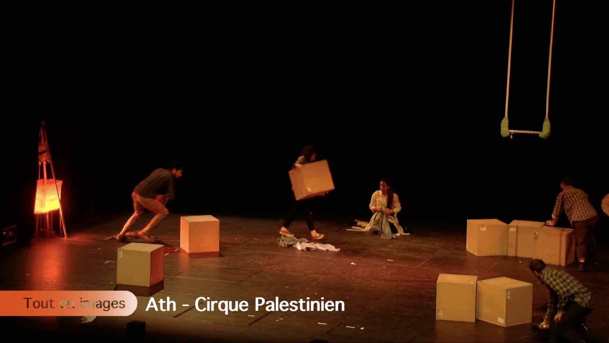 Cirque Palestinien