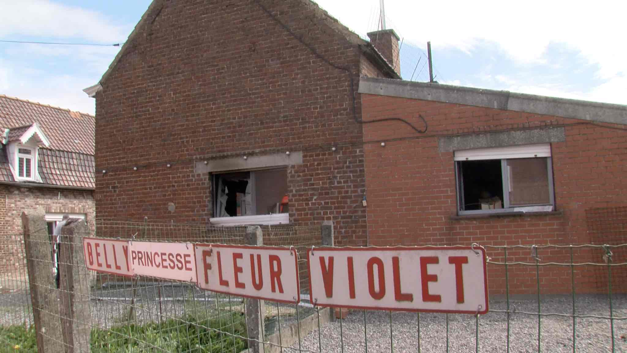 Victime des fumées dans l'incendie de sa maison