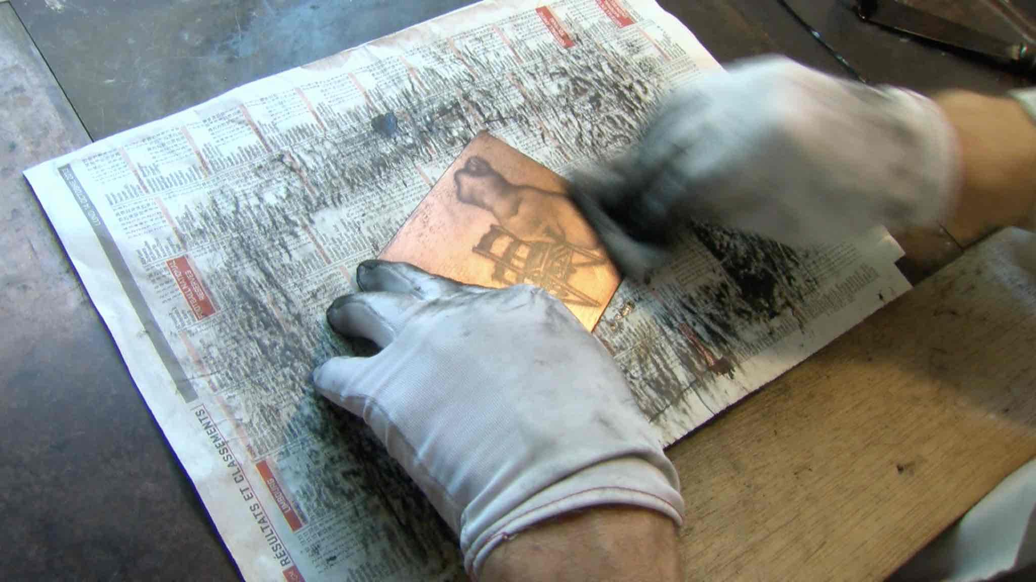 François Gousset ou la passion de la gravure