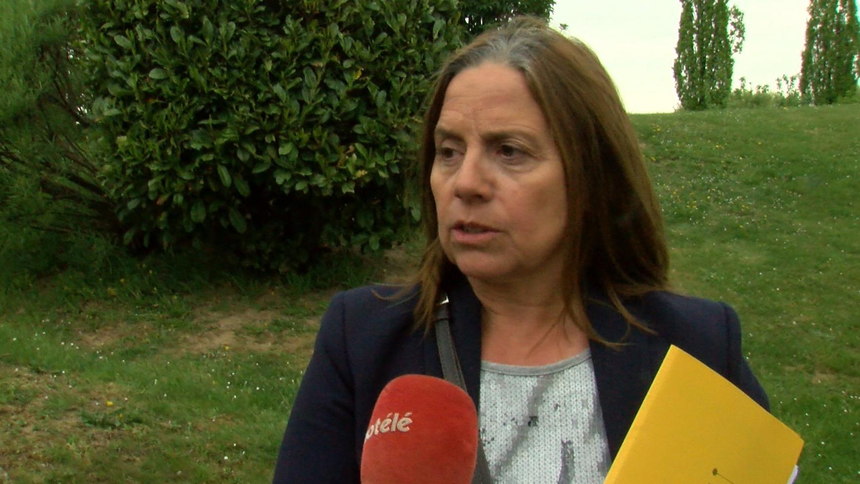 Carine Delfanne ne sera finalement pas candidate PS pour les communales 2018