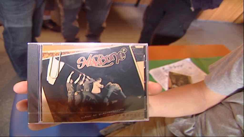 Skarbone 14: en 2005, un premier album