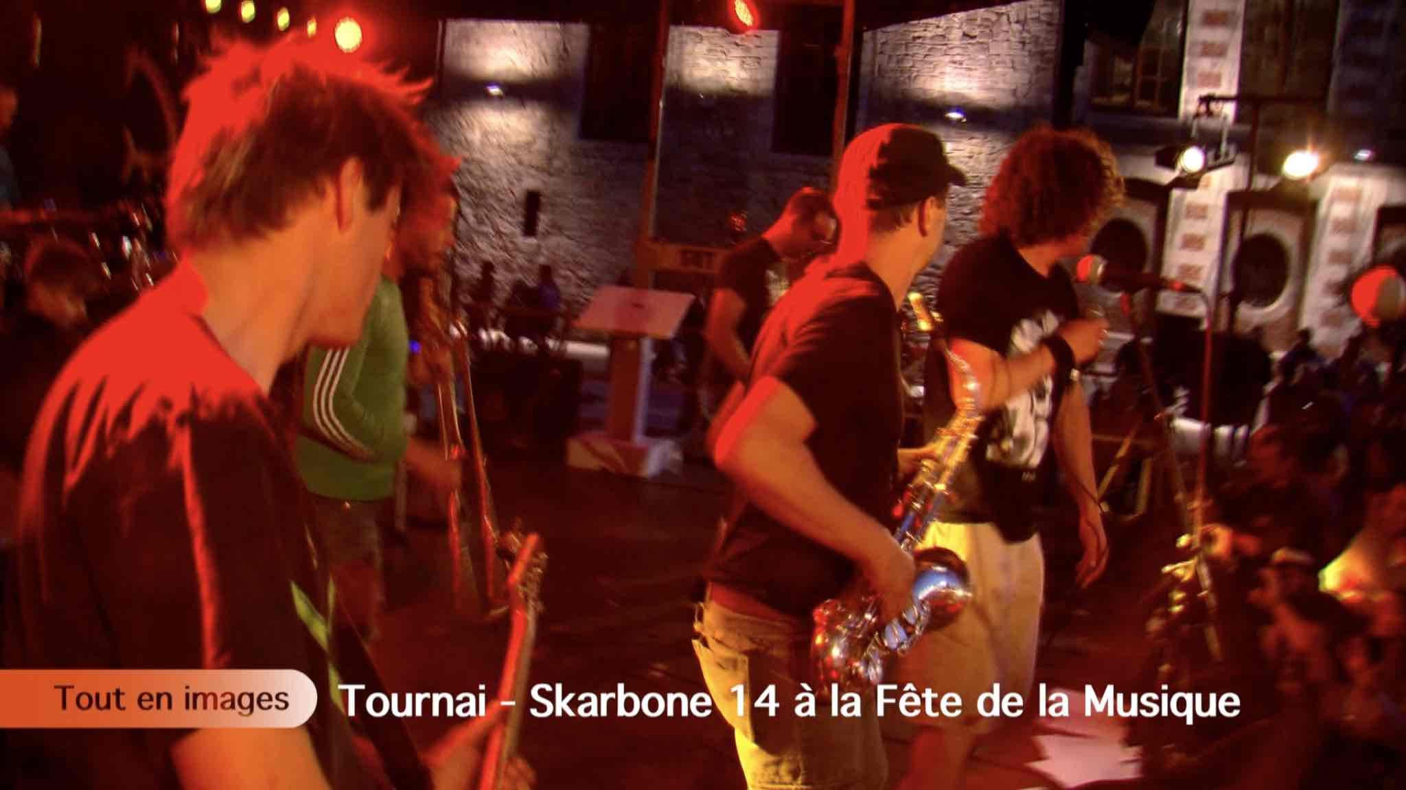 Skarbone 14 - Fête de la musique