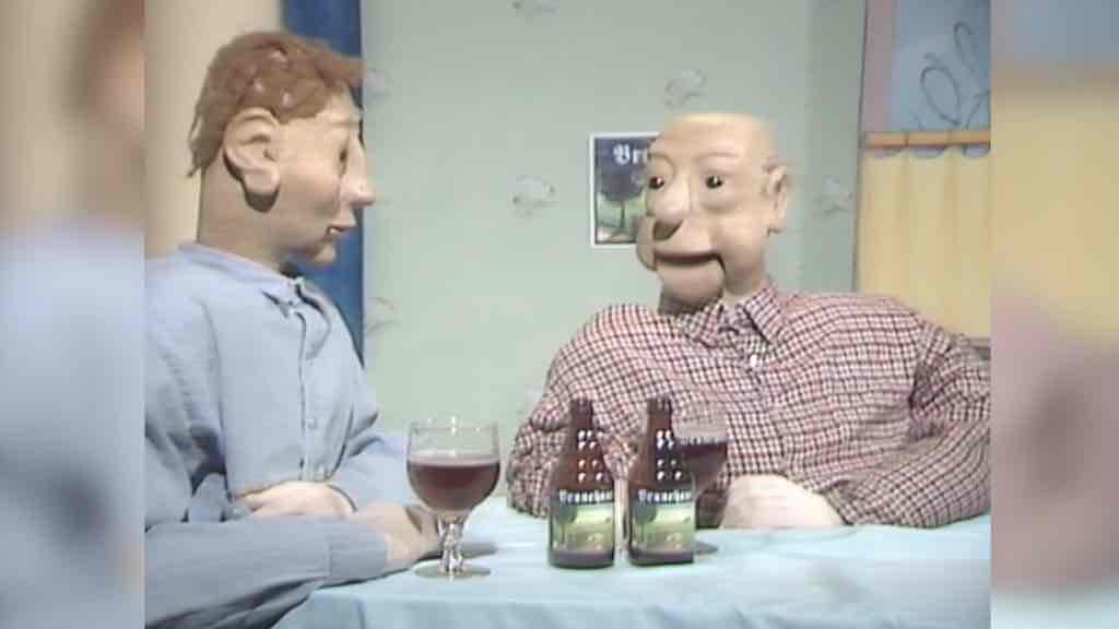 Popol et D'siré vous souhaitent de bonnes vacances 1993