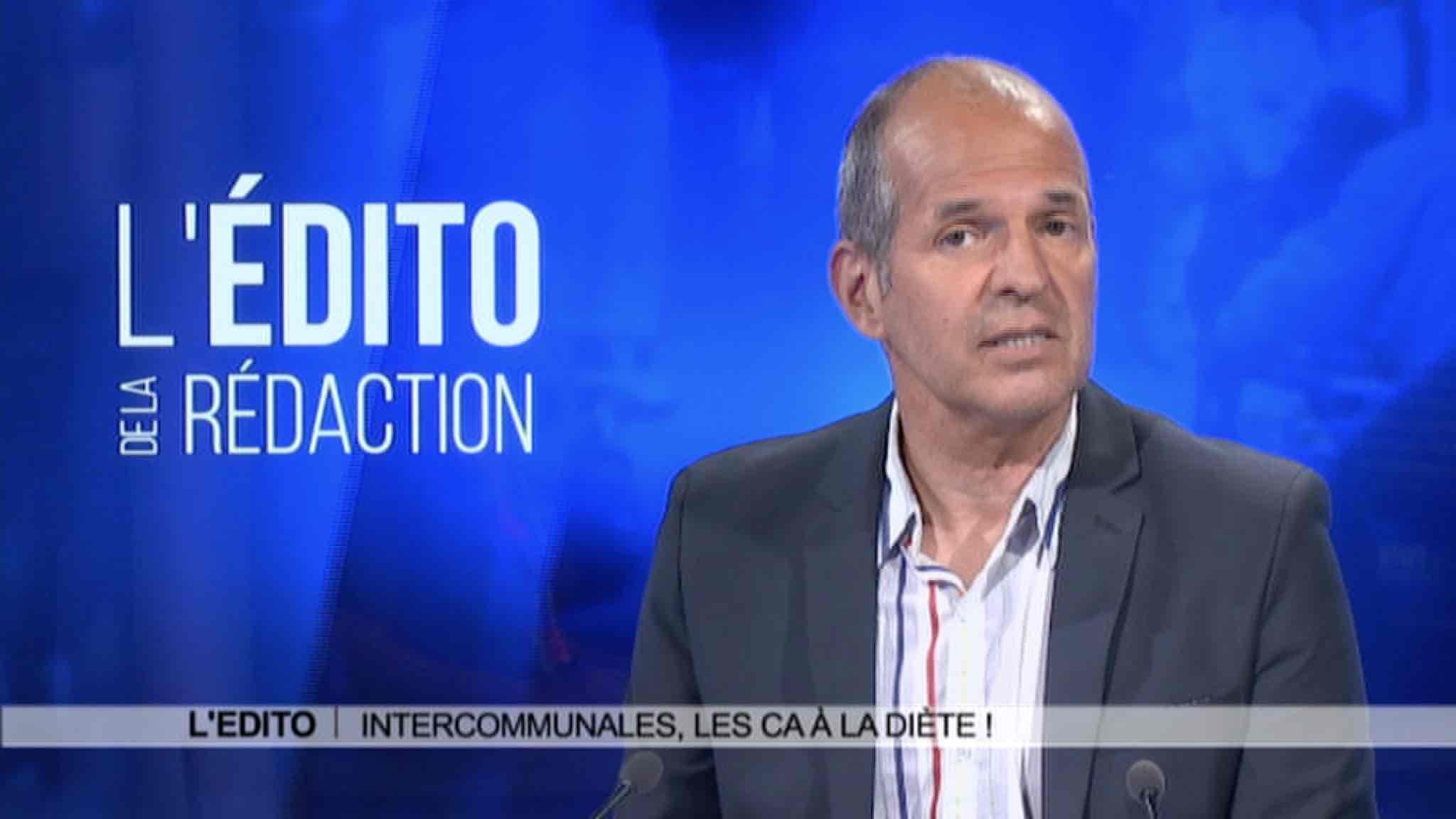 Edito: Intercommunales, les CA à la diète!