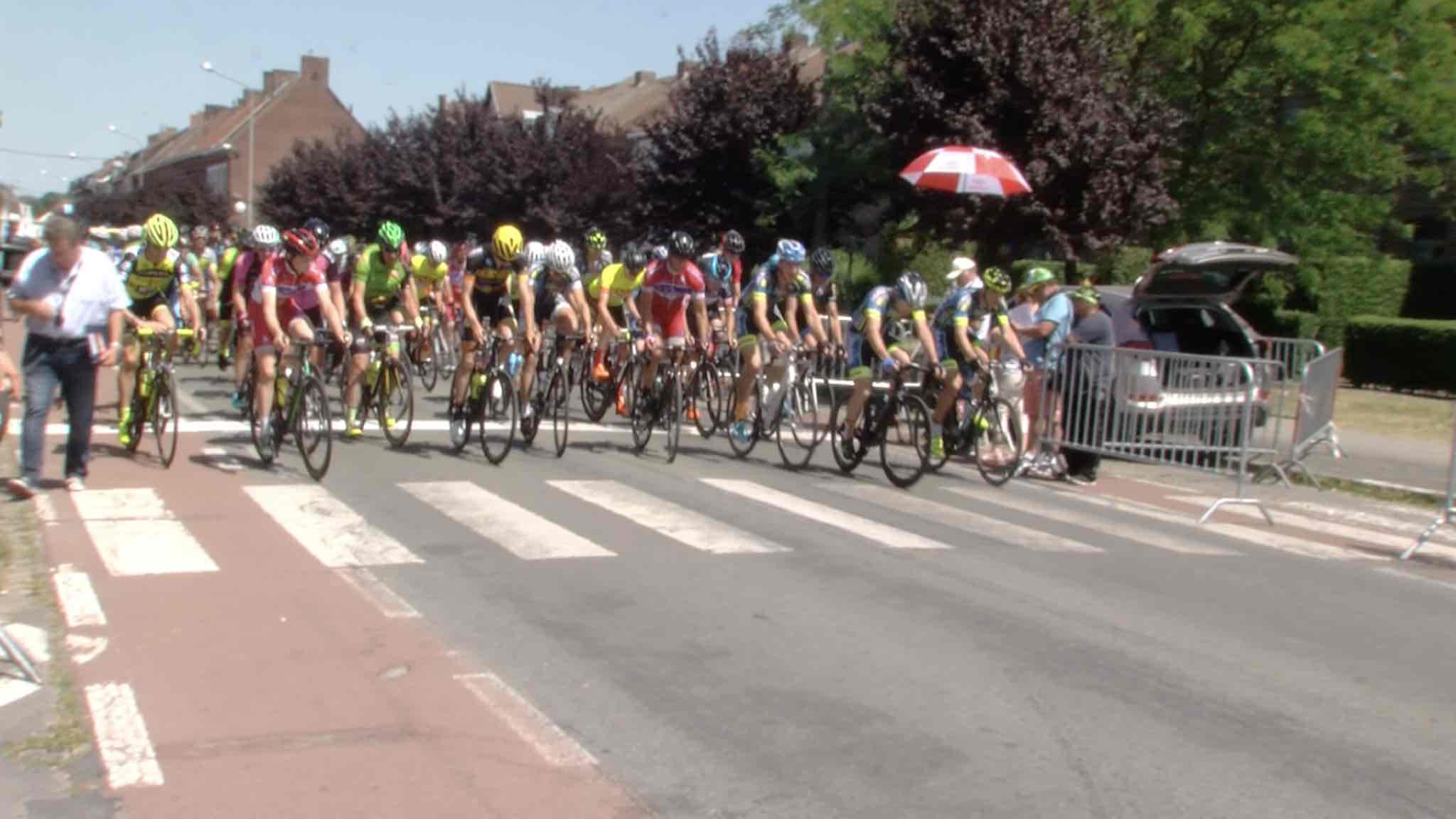 Dernière épreuve cycliste au 24 août