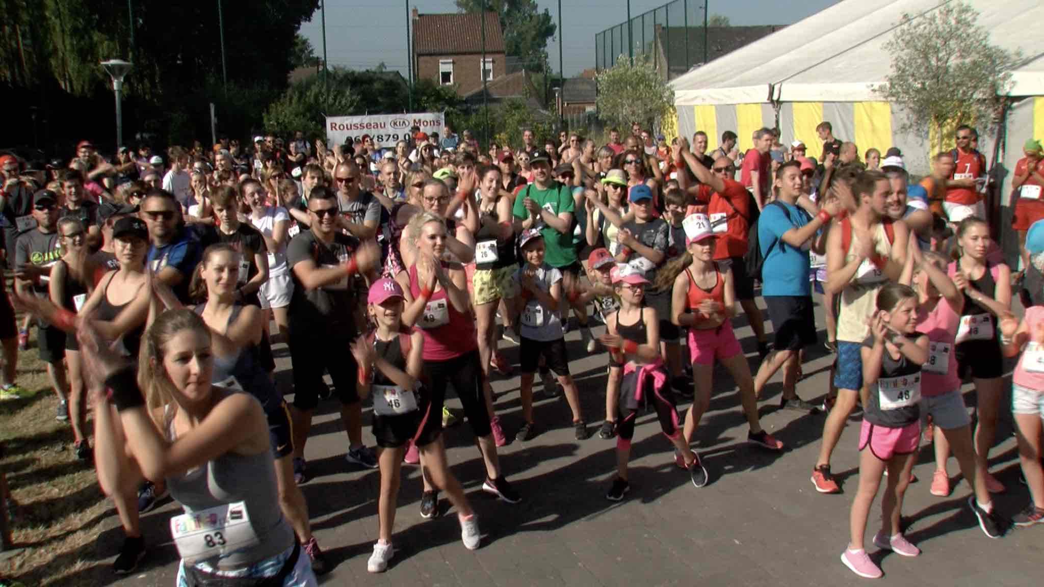 400 participants au 4ème mini raid Family D