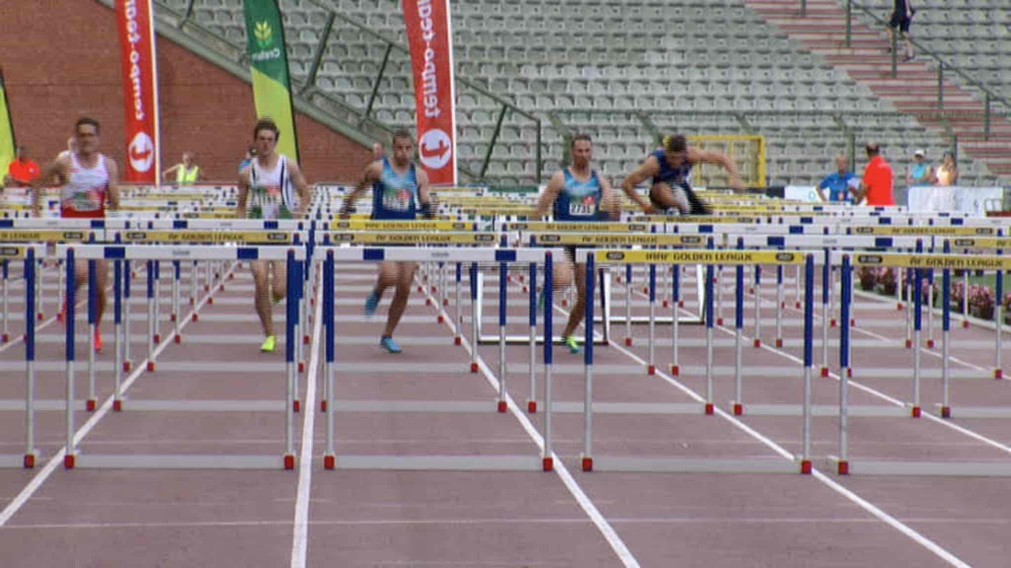 Campener champion de Belgique de la longueur