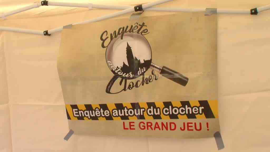 """""""Enquête autour du clocher"""", le grand jeu de l'été à Comines-Warneton"""