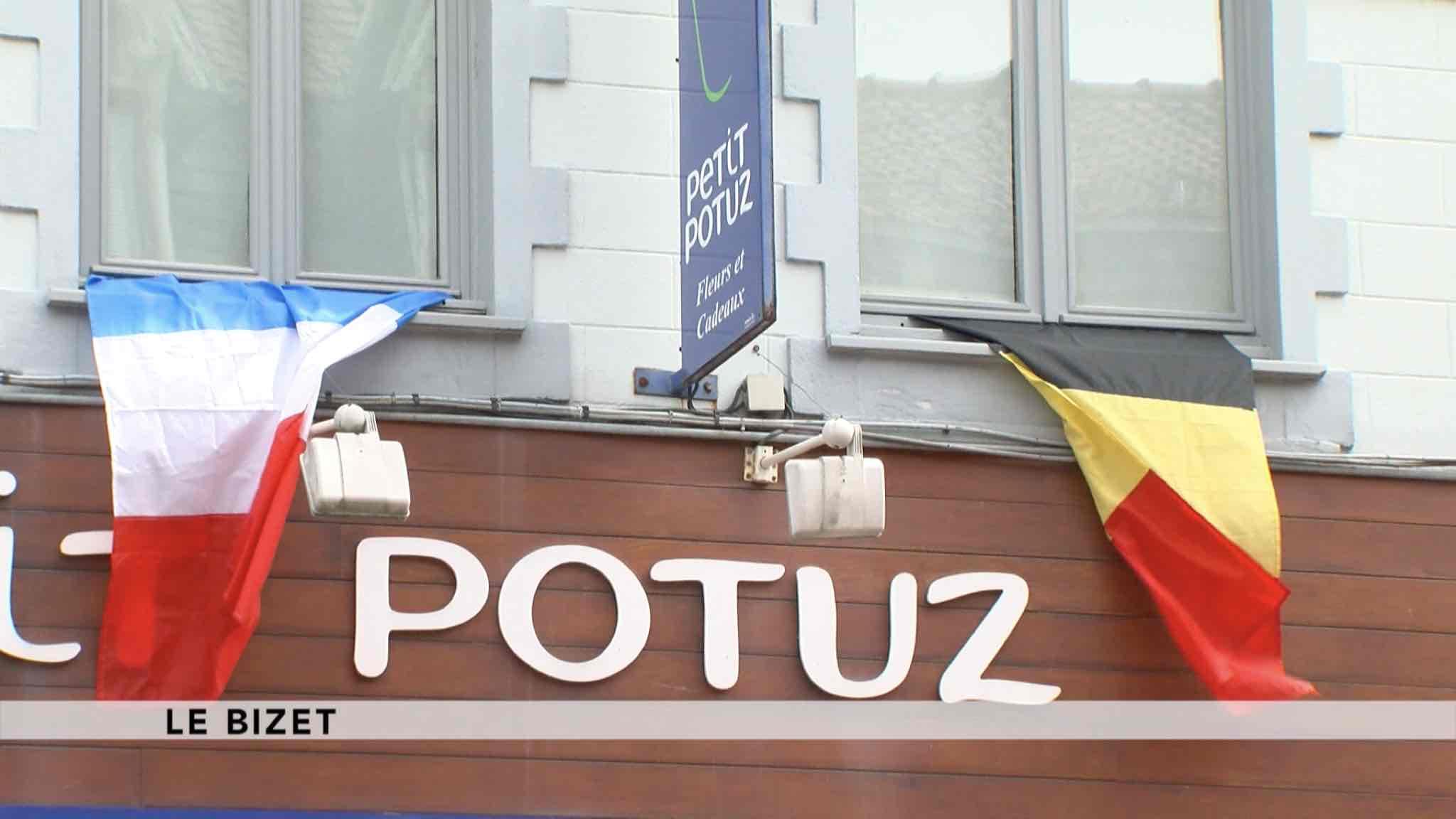 Ambiance à Comines et au Bizet avant la demi-finale France-Belgique